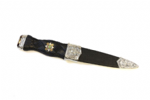Scots Guards - Safety Sgian Dubh